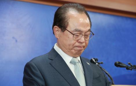 Thị trưởng Busan từ chức vì quấy rối tình dục