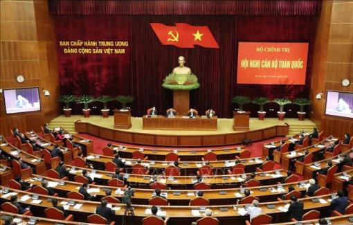 Tổng bí thư, Chủ tịch nước Nguyễn Phú Trọng chủ trì hội nghị phòng, chống dịch COVID-19