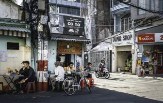 Cảm ơn Sài Gòn ngày trở lại
