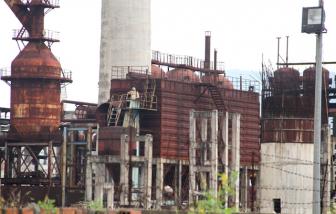 Hà Tĩnh: Khởi tố vụ thất thoát ngàn tỷ ở nhà máy thép bỏ hoang