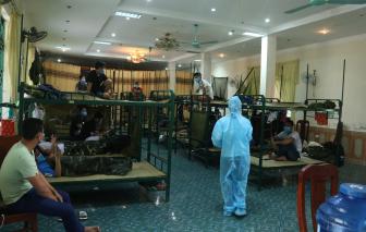Thanh Hóa cách ly quán phở bệnh nhân thứ 137 ghé vào ăn khi xuất viện