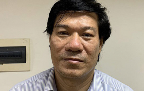 Giám đốc CDC Hà Nội Nguyễn Nhật Cảm bị tố cáo nhiều sai phạm trước khi bị bắt