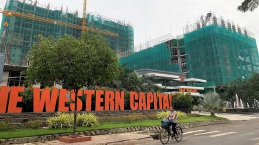 Dự án The Western Capital bất ngờ xin xây thêm 222 căn hộ