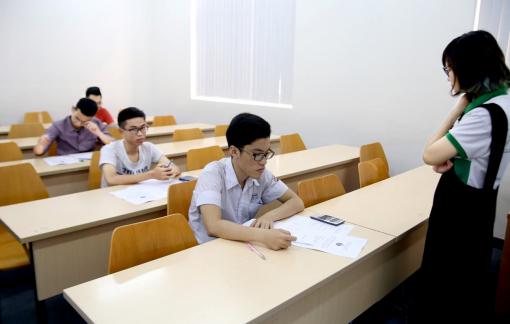 """Thi THPT để xét tốt nghiệp: Các trường đại học có """"loạn"""" tuyển sinh?"""