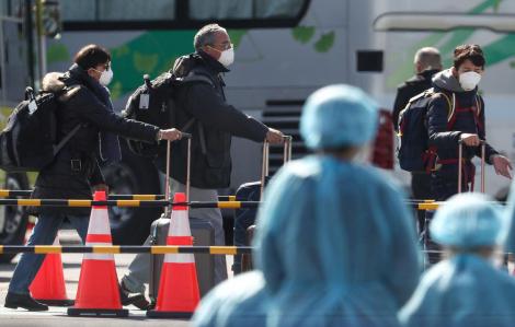 COVID-19 ngày 25/4: Gần 2,8 triệu ca nhiễm trên thế giới, Mỹ thông qua gói viện trợ 484 tỷ USD