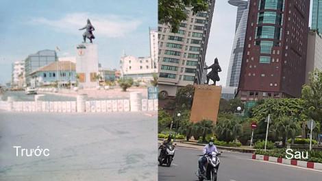 Sài Gòn: 45 năm thay da đổi thịt