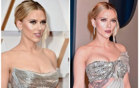 Scarlett Johansson luôn bị từ chối