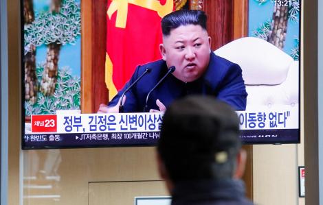 Trung Quốc cử nhóm chuyên gia y tế đến Triều Tiên