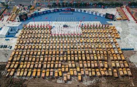 Trung Quốc xây mới nhiều sân vận động và tham vọng World Cup