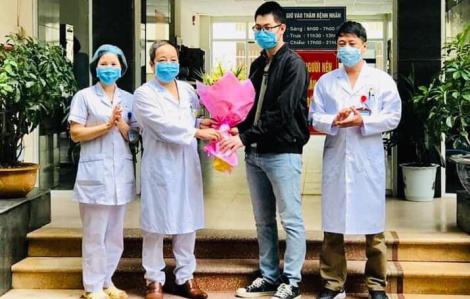 Bệnh nhân 74 nghi ngờ dương tính với COVID-19 trở lại sau 14 ngày xuất viện