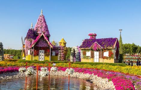 Những khu vườn được mệnh danh đẹp nhất thế giới