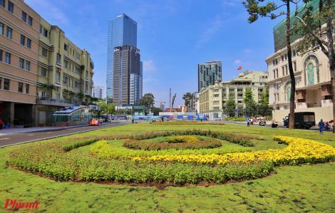 Chùm ảnh tuyến metro số 1 Bến Thành - Suối Tiên đang về đích