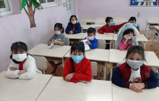 Ngày mai, hơn 30 tỉnh thành phố đón học sinh trở lại trường