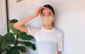 Khẩu trang trở thành 'cứu cánh' của ngành thời trang Thái Lan trong mùa dịch