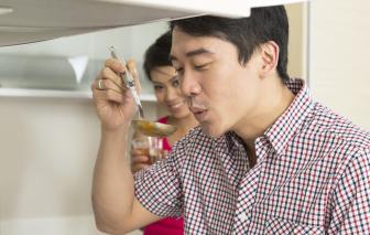 Thương cơm chồng nấu