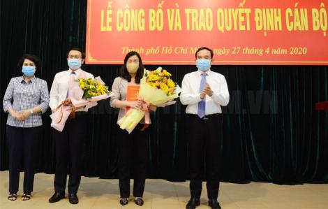 Ông Lâm Đình Thắng giữ chức Bí thư Quận ủy quận 9