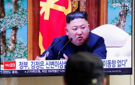 """Hàn Quốc nói lãnh đạo Triều Tiên Kim Jong-un """"vẫn khỏe"""""""