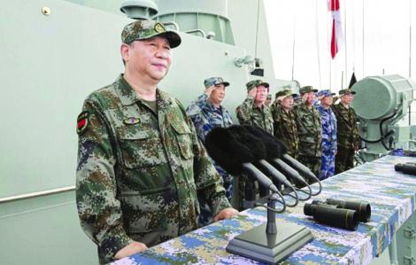 Vì sao Trung Quốc chọn thời điểm này để gây hấn trên Biển Đông?