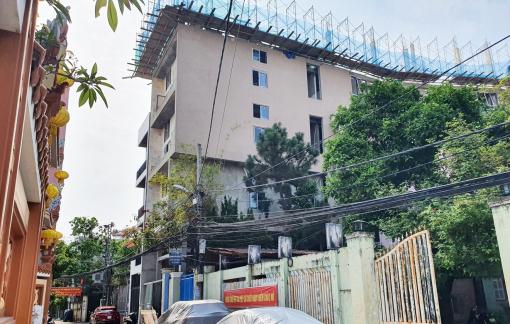 """""""Hô biến"""" nhà riêng lẻ thành nhiều căn hộ để bán, cho thuê"""