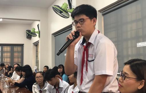 TP.HCM: Ngày đầu học sinh đi học lại, không tổ chức hoạt động học tập