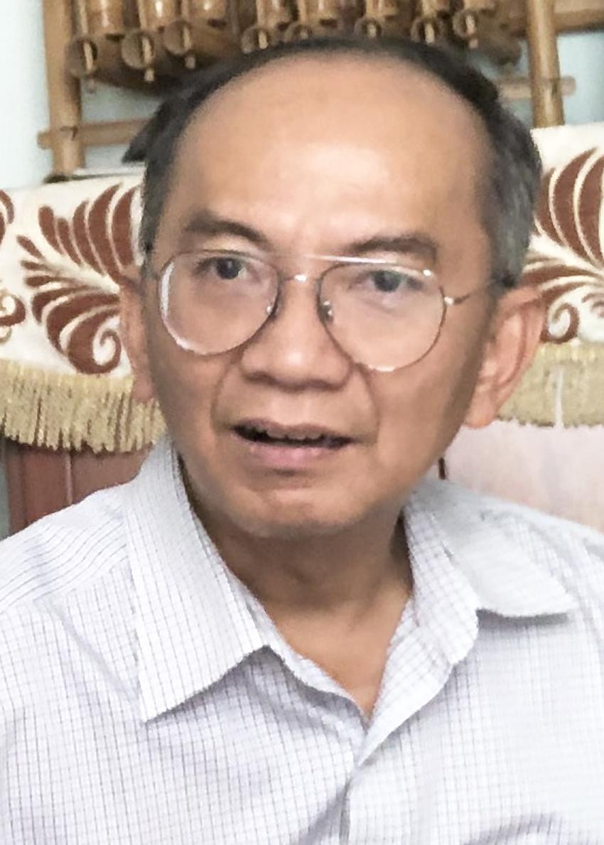 Phó giáo sư - tiến sĩ - bác sĩ Bùi Quang Vinh - Đại học Y Dược TPHCM