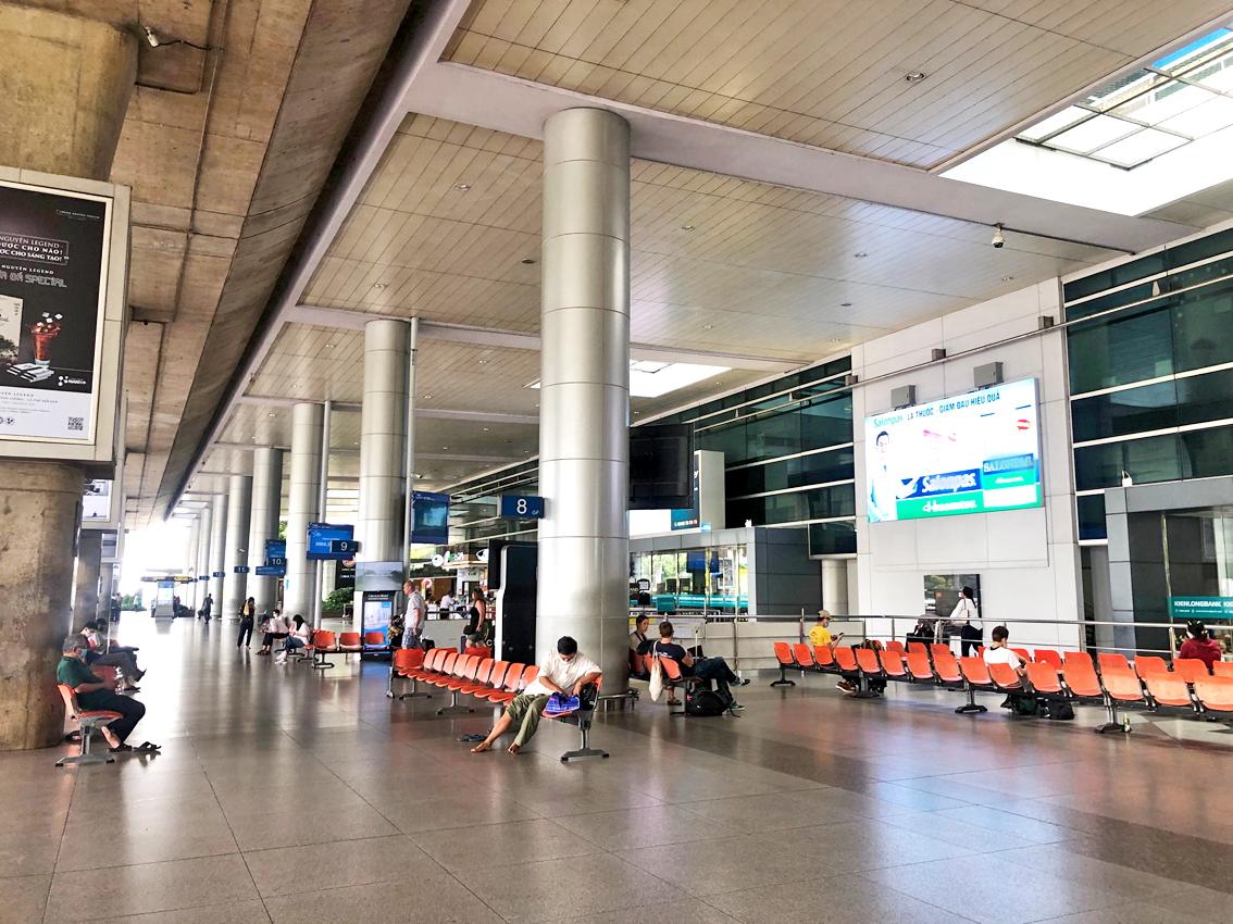 TPHCM đã tập trung kiểm soát nguồn lây từ bên ngoài thông qua tăng cường xét nghiệm tại các cửa ngõ vào thành phố như sân bay, ga tàu...