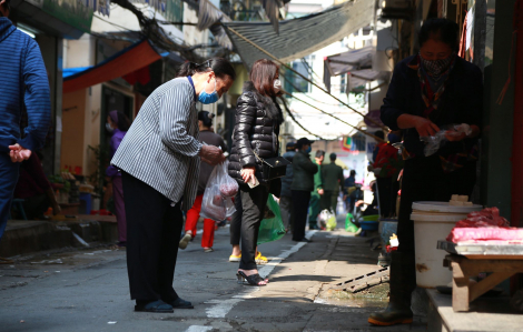 Hà Nội ra chỉ thị, yêu cầu người dân giữ khoảng cách tối thiểu 1 mét