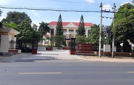 Nguyên giám đốc Sở Y tế Đắk Lắk và hàng loạt cán bộ tỉnh  bị khởi tố, bắt tạm giam