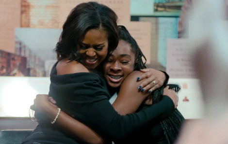 Ra mắt phim tài liệu về bà Michelle Obama