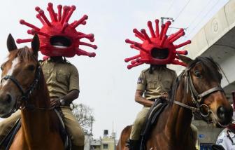 """Ấn Độ tạo """"lá chắn thép"""" bảo vệ 1,3 tỷ dân trước dịch COVID-19"""