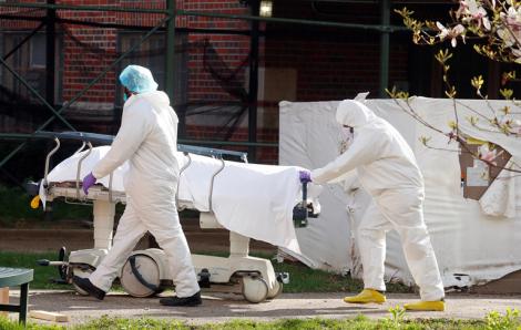 COVID-19 ngày 29/4: Brazil vượt Trung Quốc về số người chết