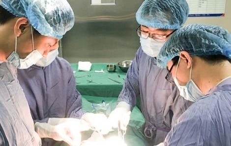 Nam thanh niên bị ung thư dương vật do không sớm điều trị hẹp bao quy đầu