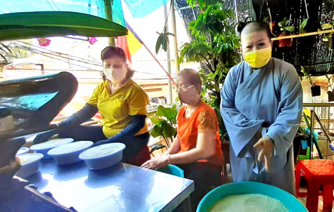 """Nữ biệt động nhí năm xưa và """"ATM gạo"""" độc đáo ở Sài Gòn"""