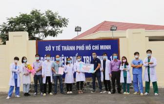 Bệnh viện COVID-19 Cần Giờ tạm ngưng hoạt động vì đã lâu không có bệnh nhân