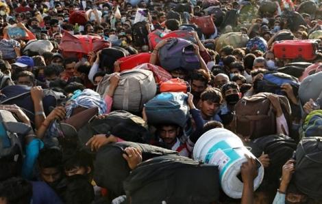 Ấn Độ cho phép hàng triệu người lao động quay về nhà