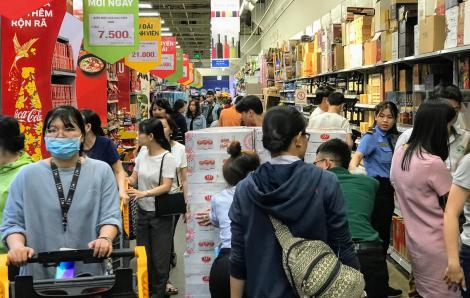 Công bố các chợ, siêu thị, trung tâm thương mại đạt tiêu chí an toàn phòng chống dịch