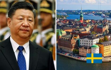 Thái độ trịch thượng của Bắc Kinh hủy hoại quan hệ Trung Quốc-Thụy Điển