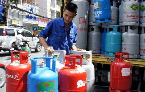 Giá gas tháng 5 tăng gần 3.000 đồng/kg