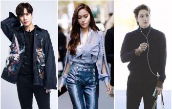 3 idol Kpop trở thành đại sứ thương hiệu toàn cầu cho các hãng danh tiếng