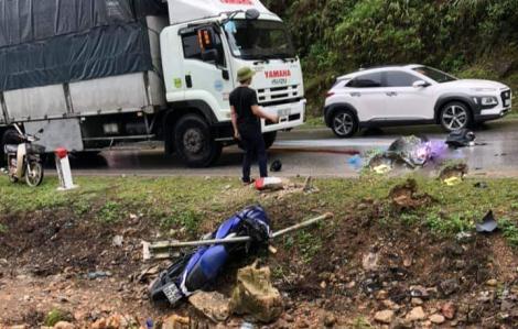 37 người thương vong do tai nạn giao thông trong 2 ngày nghỉ lễ