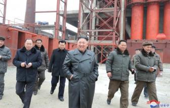 Nhà lãnh đạo Kim Jong-un xuất hiện trở lại trước công chúng