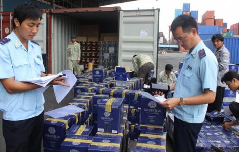 Nhiều lô hàng Trung Quốc được gắn mác Việt Nam để xuất khẩu