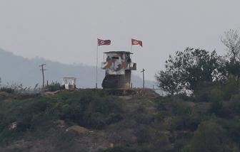 Triều Tiên và Hàn Quốc đấu súng tại biên giới, 1 ngày sau khi ông Kim Jong-un xuất hiện trước công chúng