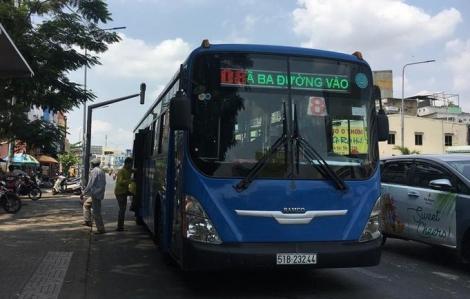 72 tuyến xe buýt TPHCM hoạt động lại vào ngày mai