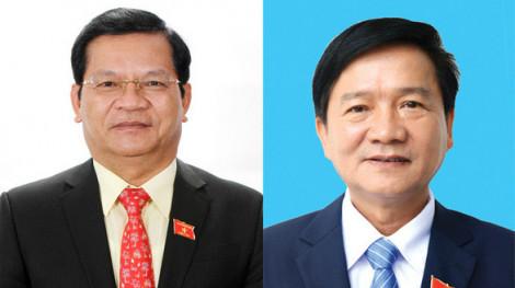 Bí thư và chủ tịch tỉnh Quảng Ngãi có nhiều vi phạm, khuyết điểm nghiêm trọng