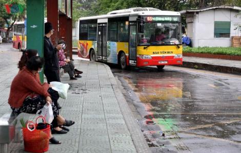 Hà Nội cho 100% xe buýt hoạt động lại từ ngày 4/5