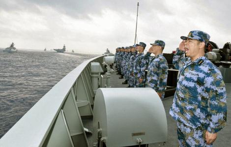 Hai lực cản bước tiến ngoại giao của Trung Quốc