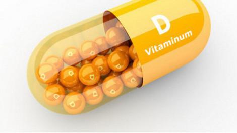 Thiếu vitamin D có thể là yếu tố làm tăng nguy cơ tử vong vì COVID-19