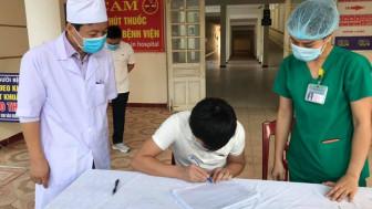 """Bệnh nhân cuối cùng ở Hà Tĩnh được chữa khỏi COVID-19: """"Tôi ân hận vì chủ quan"""""""