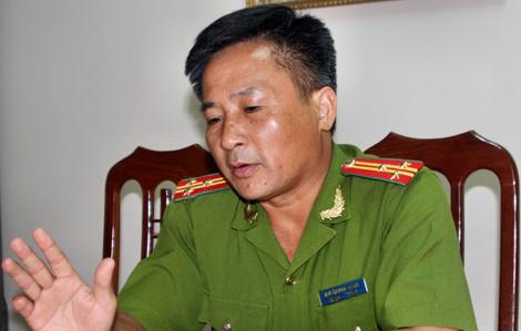 Đồng Nai có thêm 2 phó giám đốc Công an tỉnh